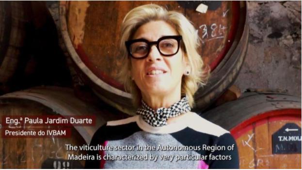 IVBAM produz vídeos promocionais para os Brancos, Tintos, Rosés e Espumantes da Madeira