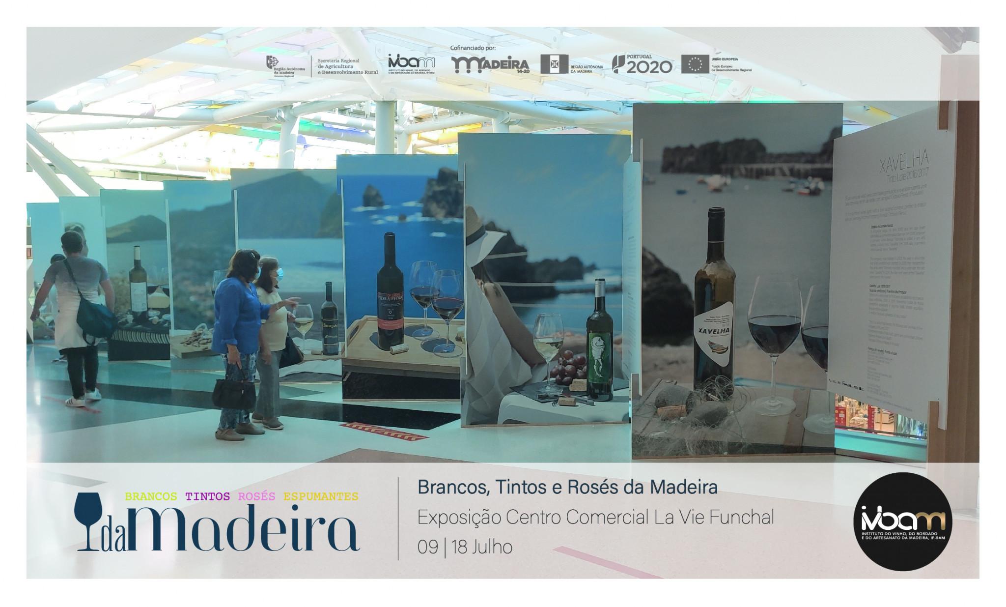 IVBAM reforça promoção dos vinhos Brancos, Tintos e Rosés da Madeira