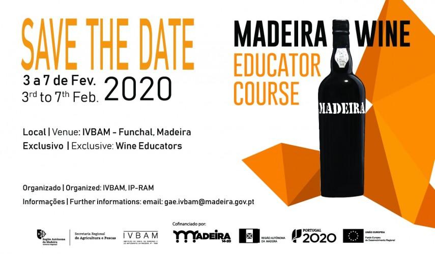 """Segunda edição do """"Madeira Wine Educator Course"""""""