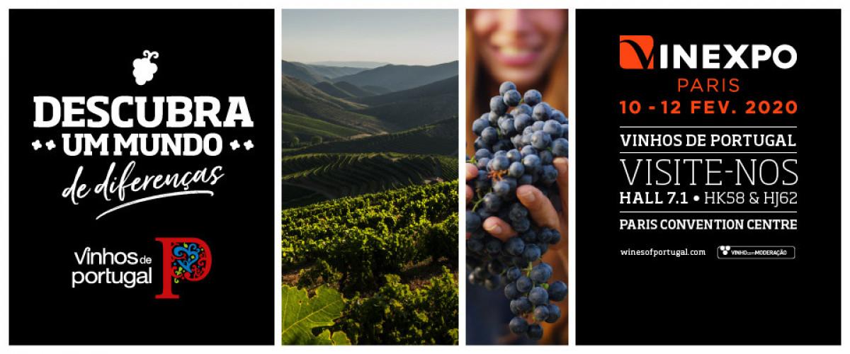 Vinho Madeira na VINEXPO 2020, in Paris