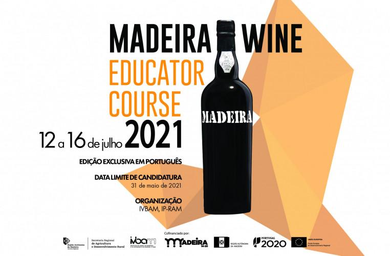 """IVBAM lança terceira edição do """"Madeira Wine Educator"""""""